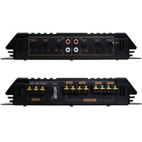 2800W PowerVox Car Amplifier 4 Channel Amp Audio Truck Speaker Stereo