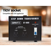 1000 Watt Step Down Transformer