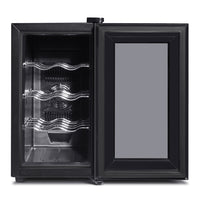 Wine Cooler 8 Bottle Thermoelectric Fridge Storage Chiller