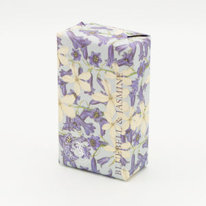 Bluebell and Jasmine Soap Bar