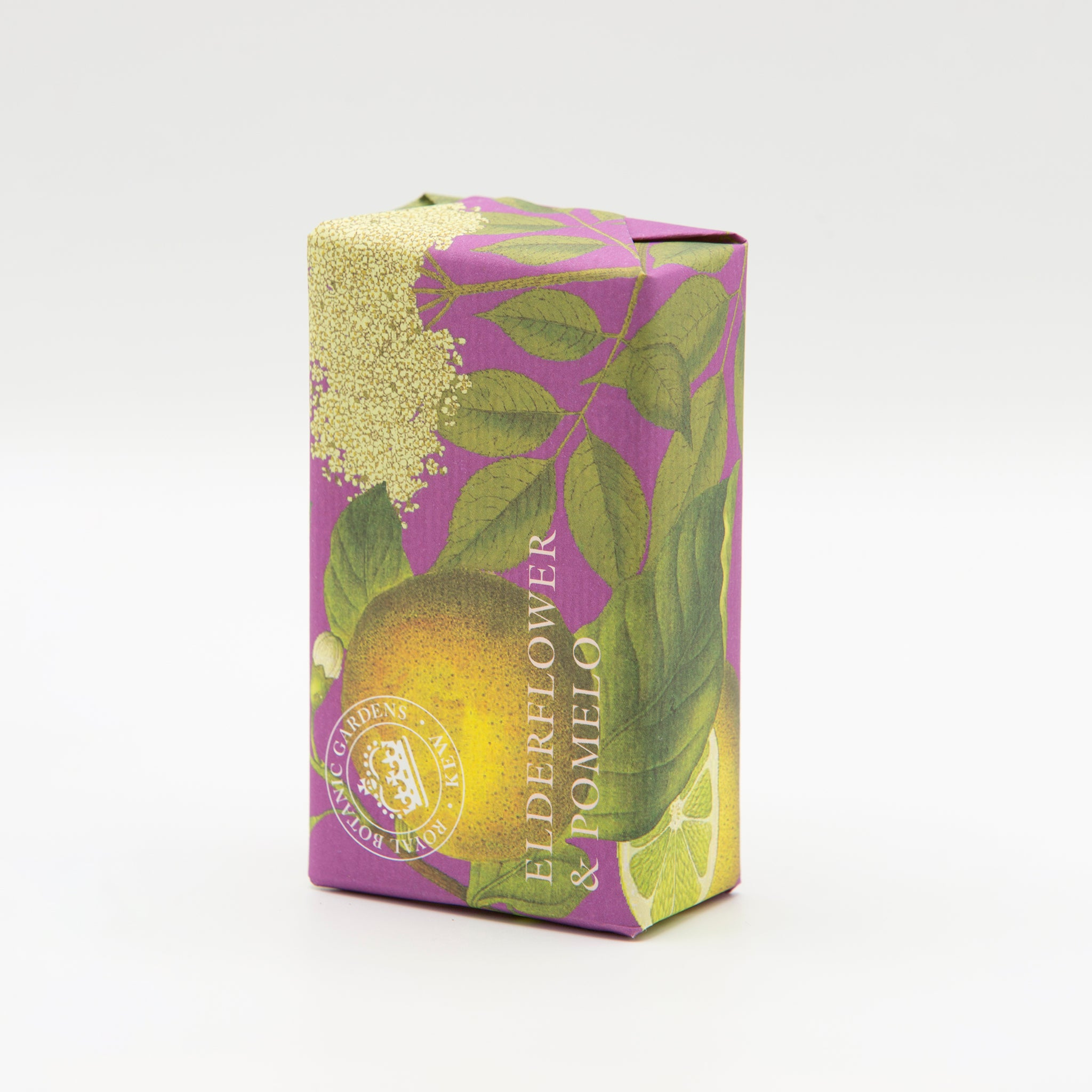 Elderflower and Pomelo Soap Bar