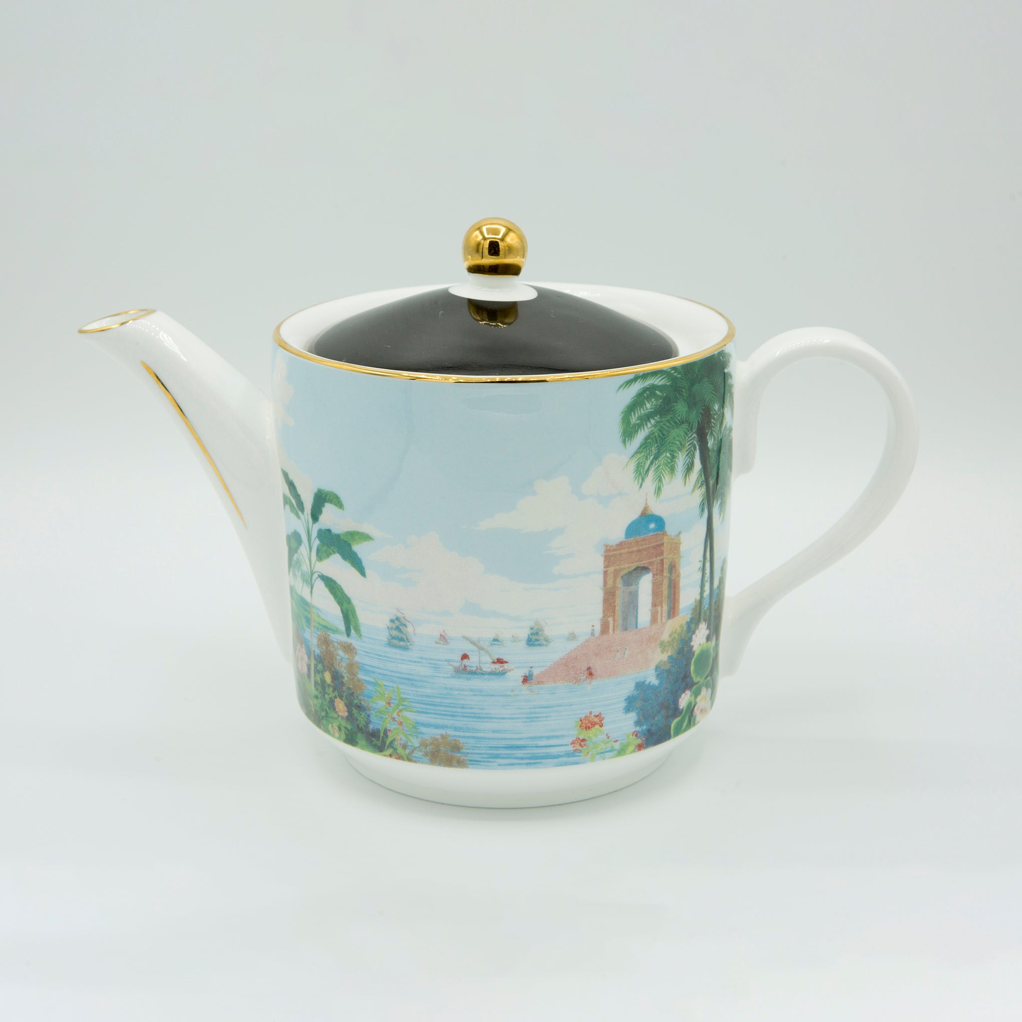 Indian Room Tea Pot
