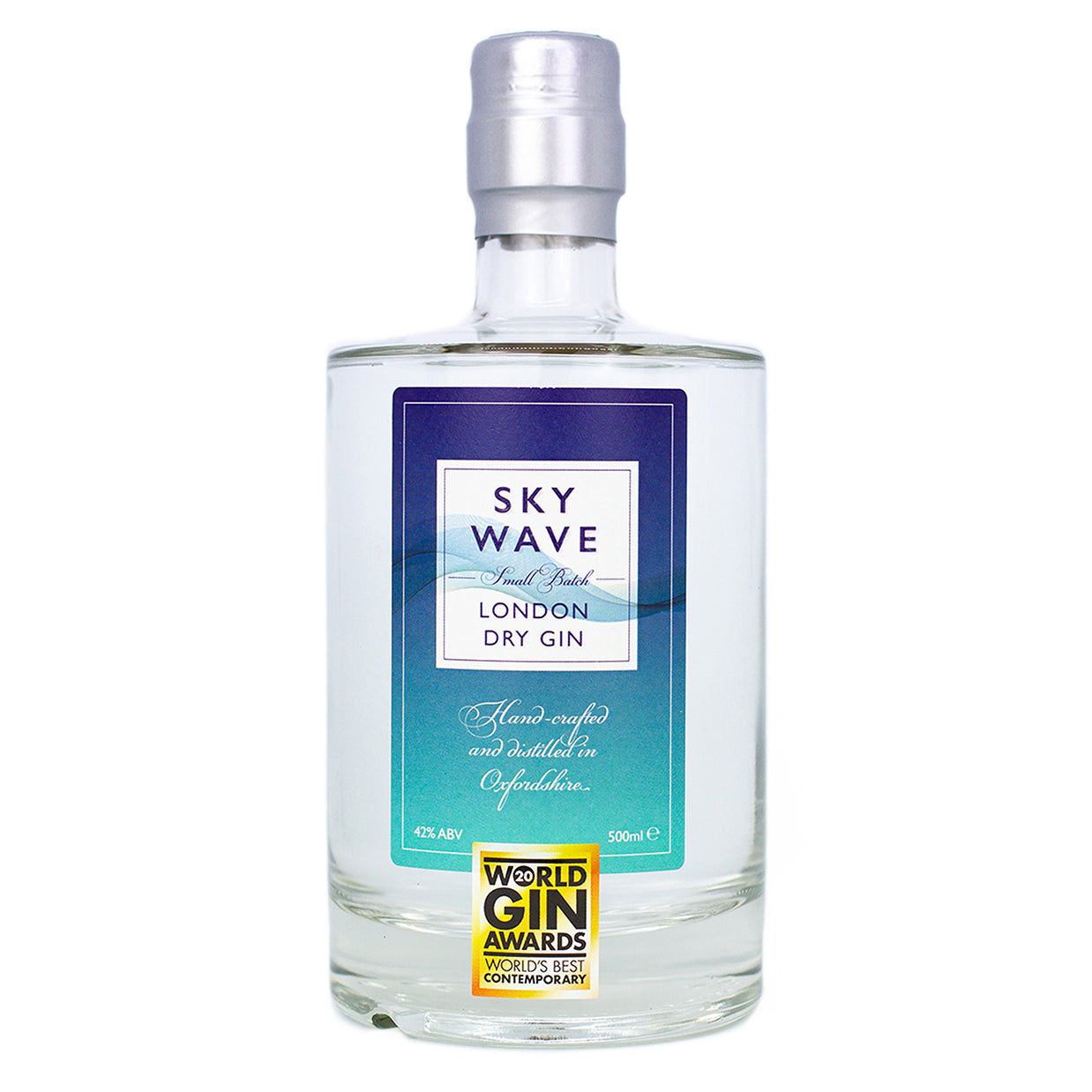 Sky Wave London Dry Gin