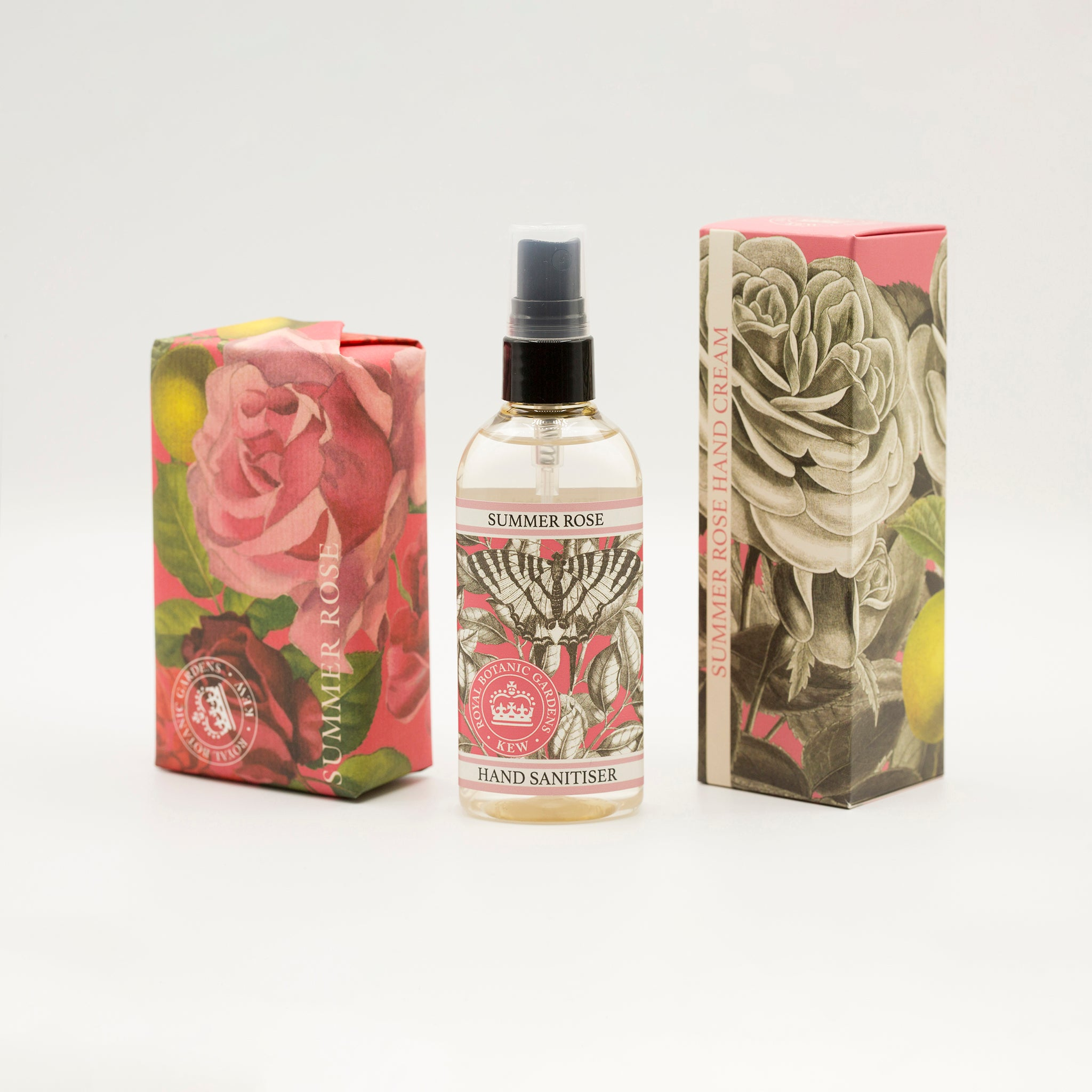 Summer Rose Gift Set