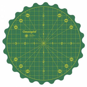 "Omnigrid - Rotating 8"" Cutting Mat"