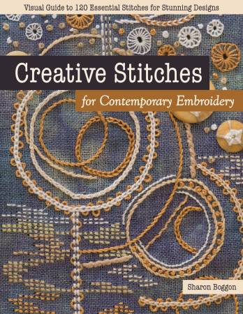 Creative Embroidery Stitches