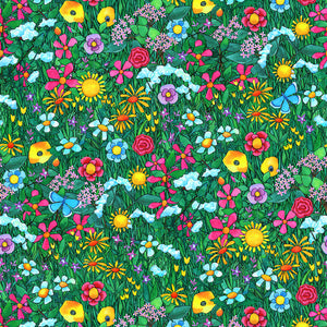 Woodland Fantasy - Allover Floral