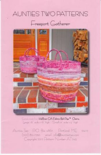 Freeport Gatherer Basket Tote