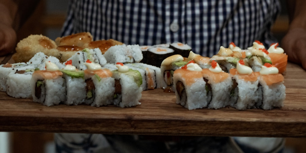 SUSHI EVENING ON 17 OCTOBER 2019