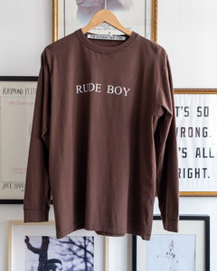 Rude Boy Long Sleeve T-Shirt