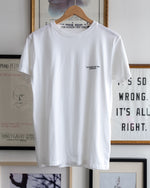 Load image into Gallery viewer, Rude Boy Embroidered T-Shirt