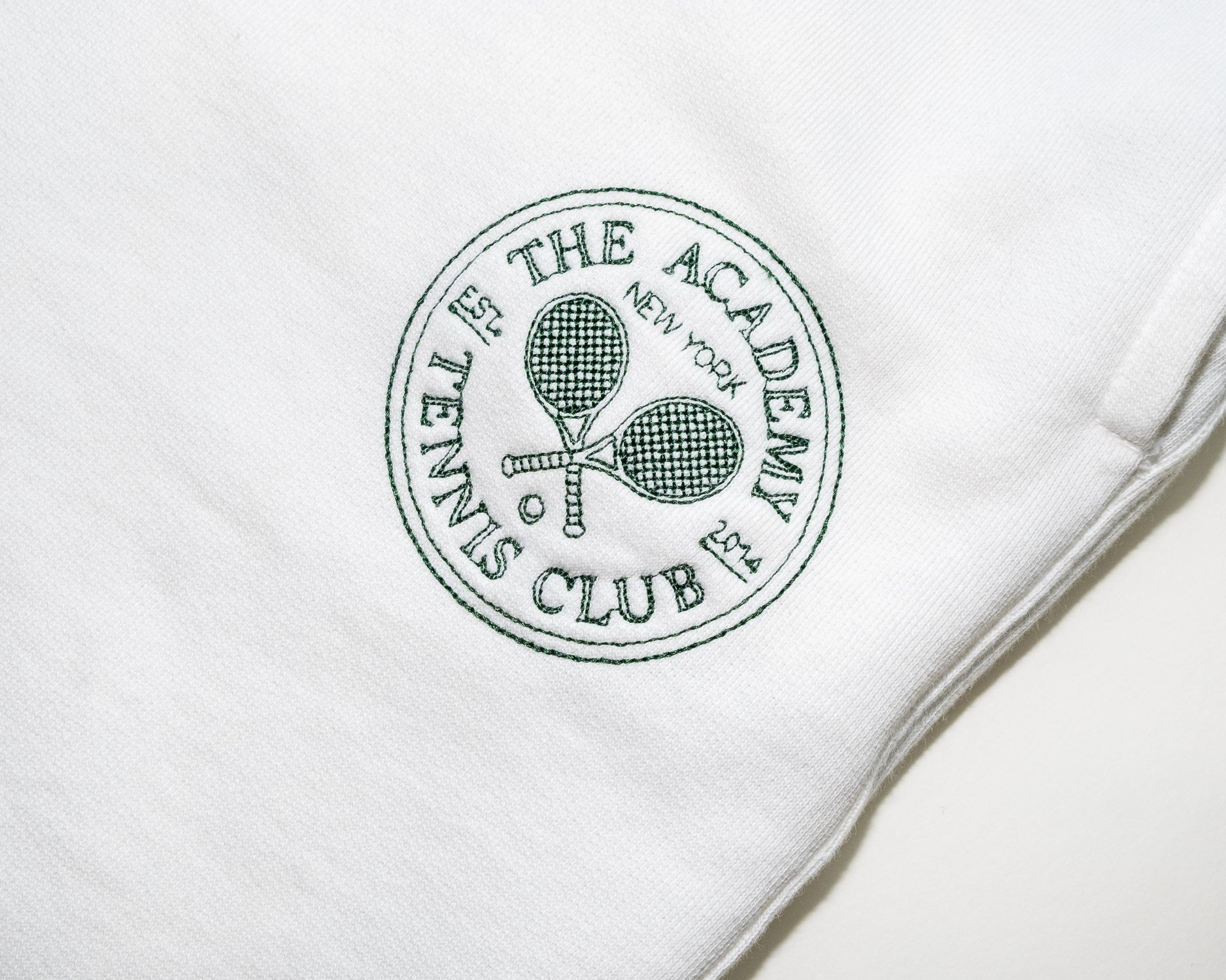 Tennis Club Logo Sweatshorts