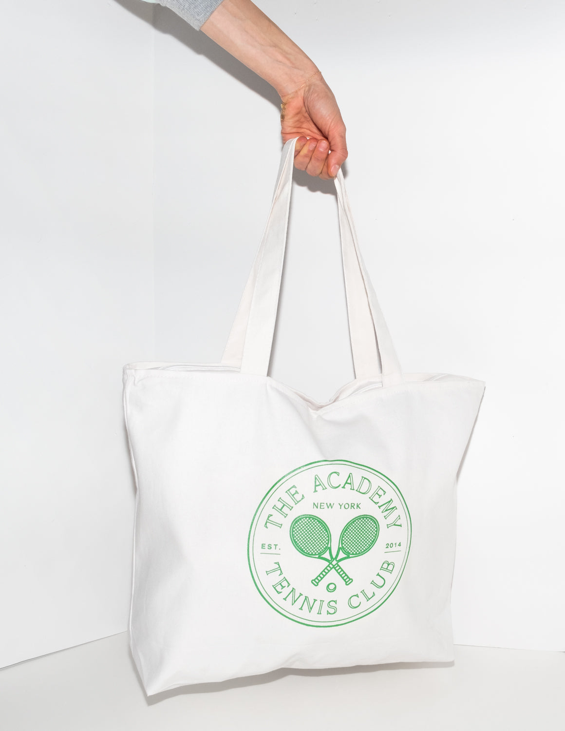 Tennis Club Tote Bag