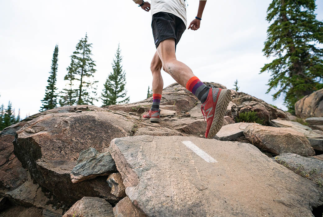 Point6 Contender Ultra-Light socks is the perfect stocking stuffer for athletes