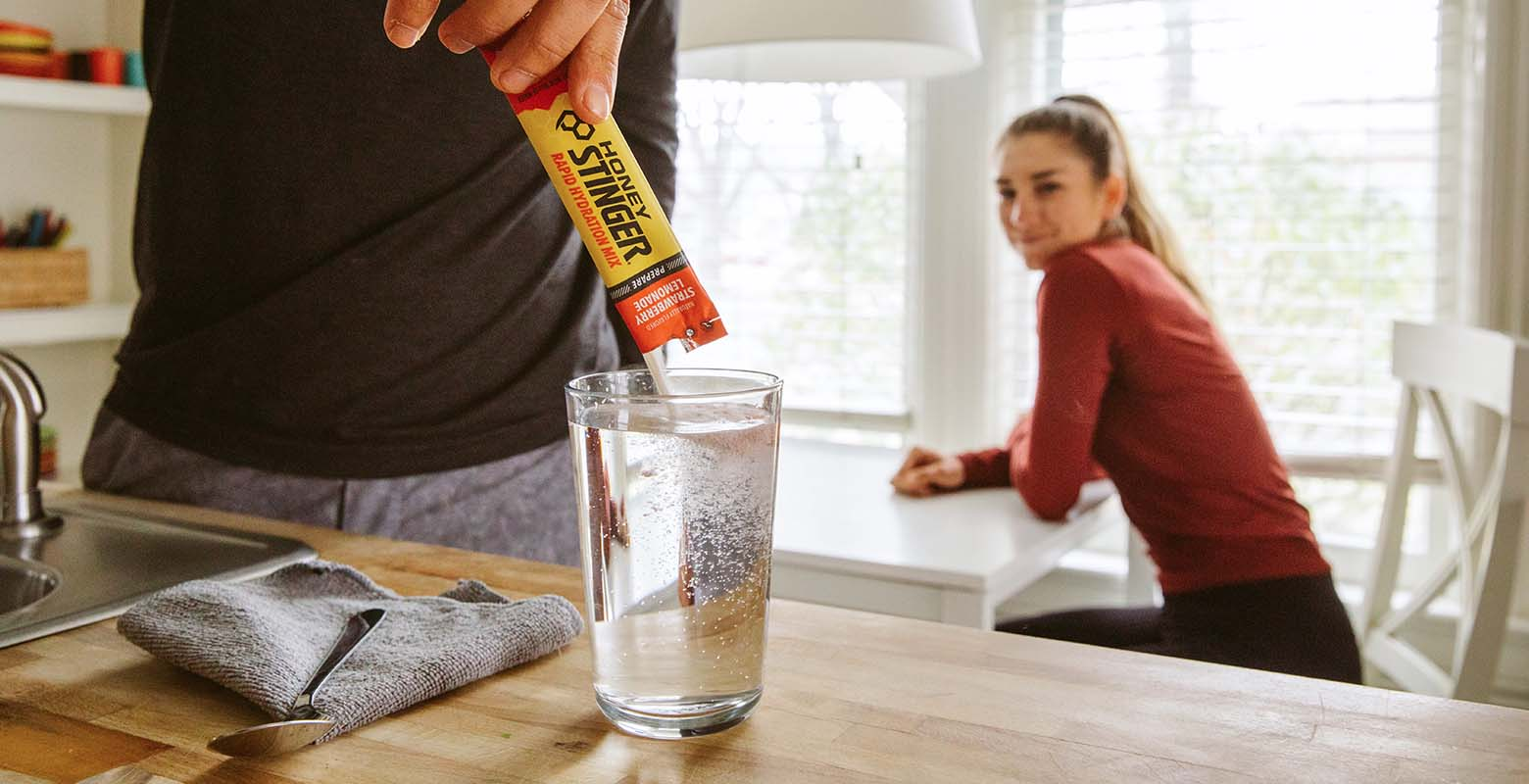 Honey Stinger launches the first-ever hydration system fueled by honey.