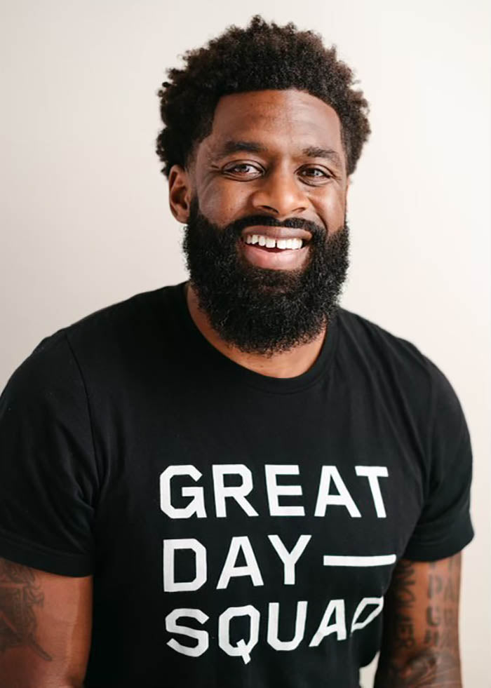 Founder and CEO of Great Day Squad Ben Kenyon