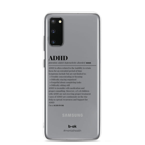 ADHD Awareness Samsung Case