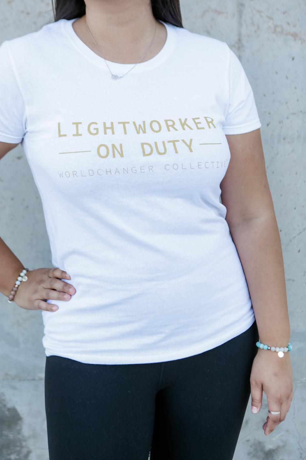 Light Worker Women's T-Shirt