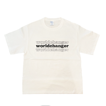 Load image into Gallery viewer, Worldchanger Unisex T-Shirt (black)