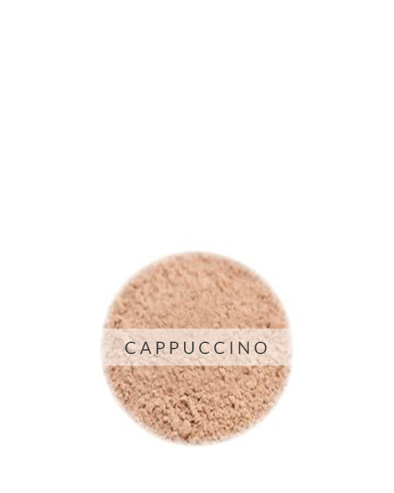 Mineral Foundation #4 Cappuccino