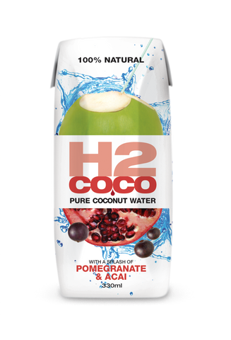 pomegranate h2coco