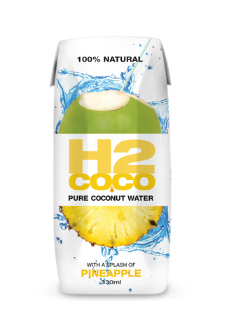 pineapple h2coco