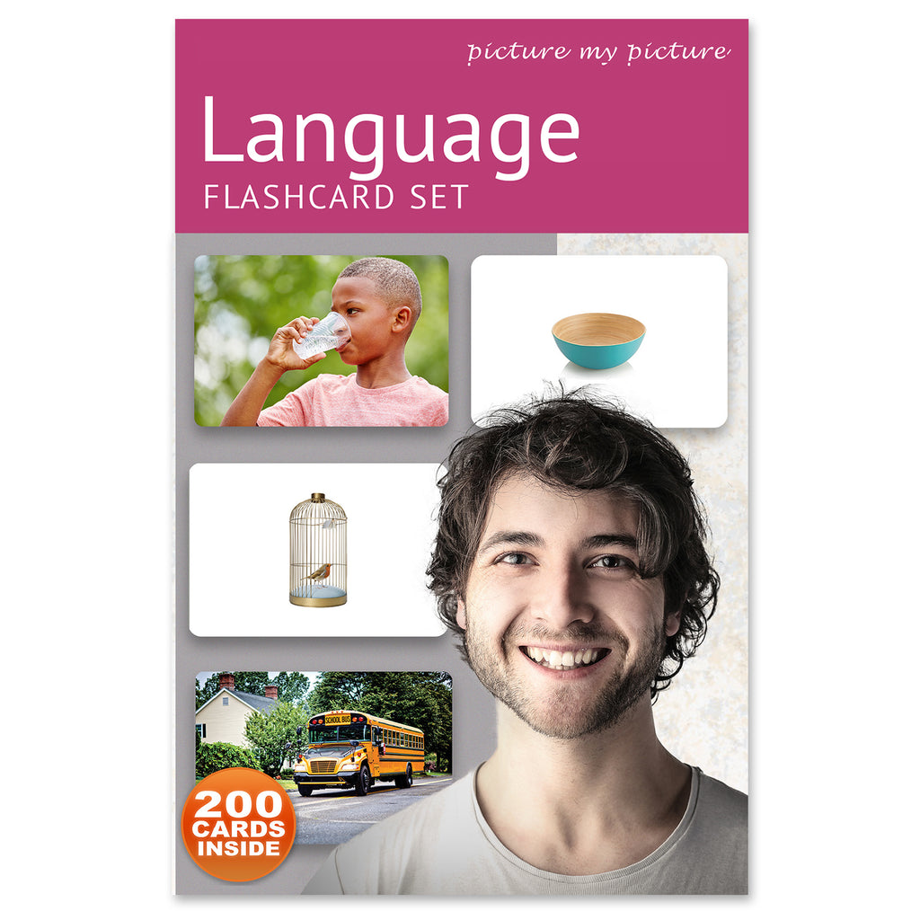 Language Flashcard Set