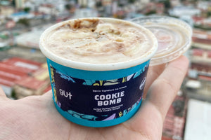 Cookie Bomb Ice Cream