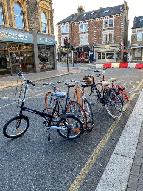 Bicycle Promotions in London