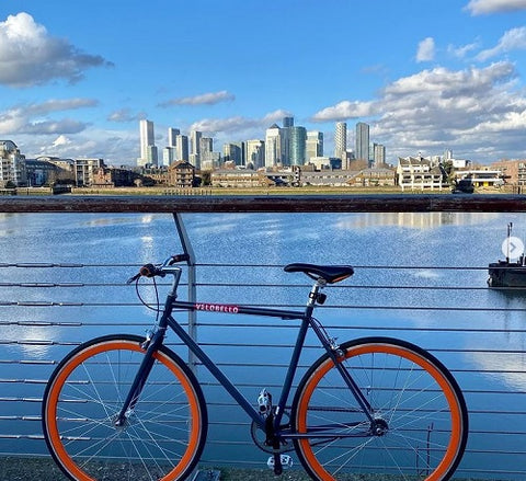 7 reasons why cycling in London is good for you