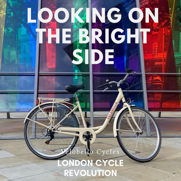 Look on the brightside with Velobello Cycles London