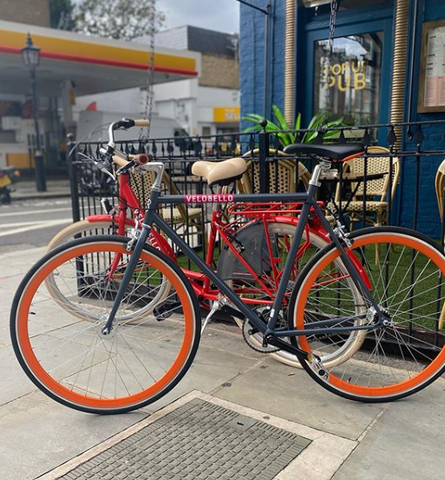 Cycles Old Brompton Road SW7