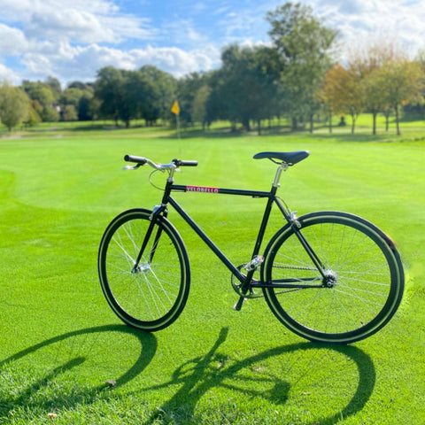 Cycling to a greener lifestyle