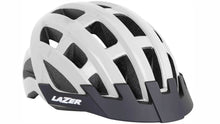Lazer Compact Cycle Helmets White