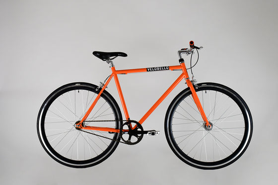 Soho Orange Urban Street Bike London