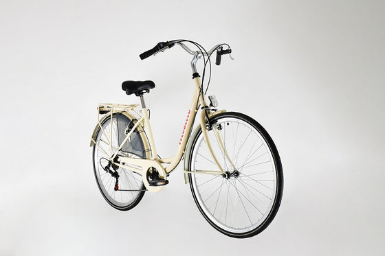Velobello Chelsea Cream Step Through Bike London