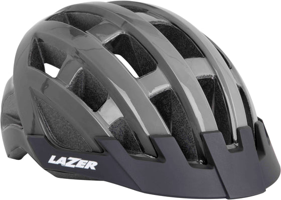 Lazer Compact Cycle Helmets Grey