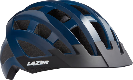 Lazer Compact Cycle Helmets Blue
