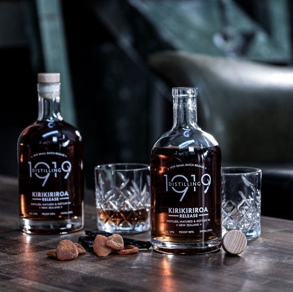 SOLD OUT 1919 Whisky dinner and tasting - 15th May