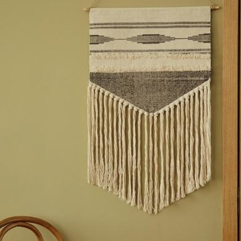 Pumice wall hanging