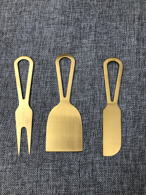 Gibbston cheese tools