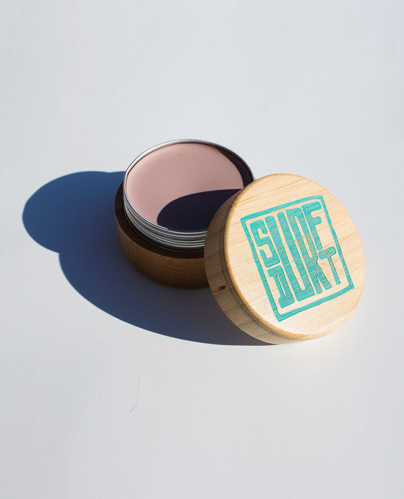 """Teal Top"" SurfDurt Sunscreen in Neutral Tan. SPF 30."