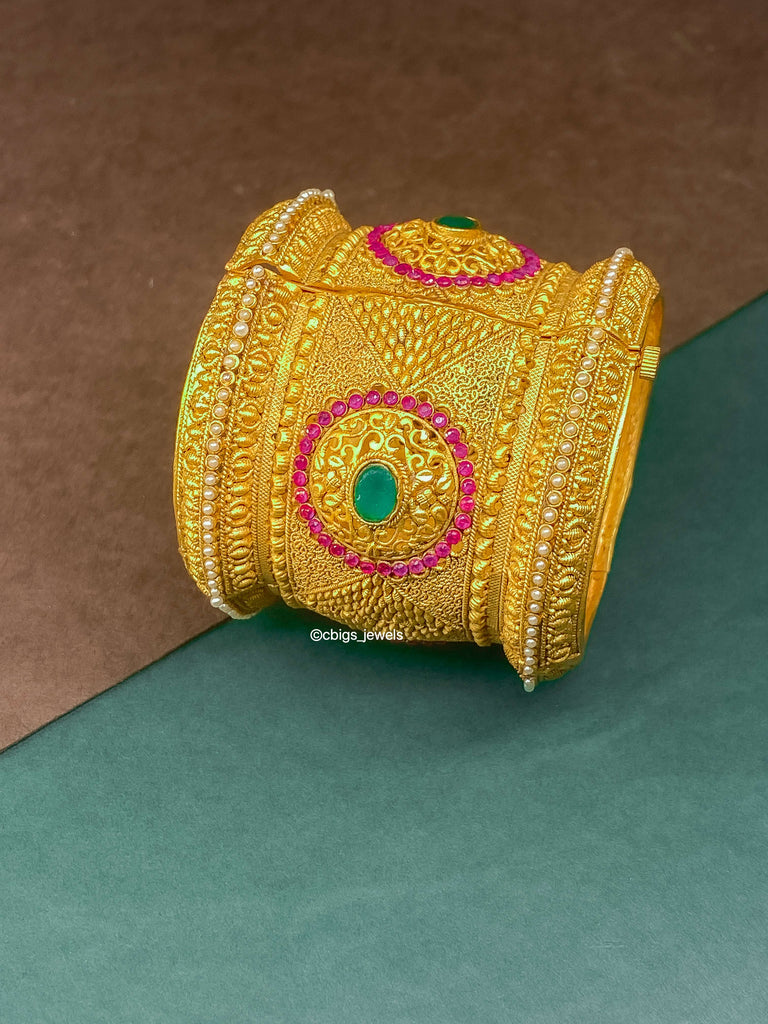 Temple Jewellery Bangle