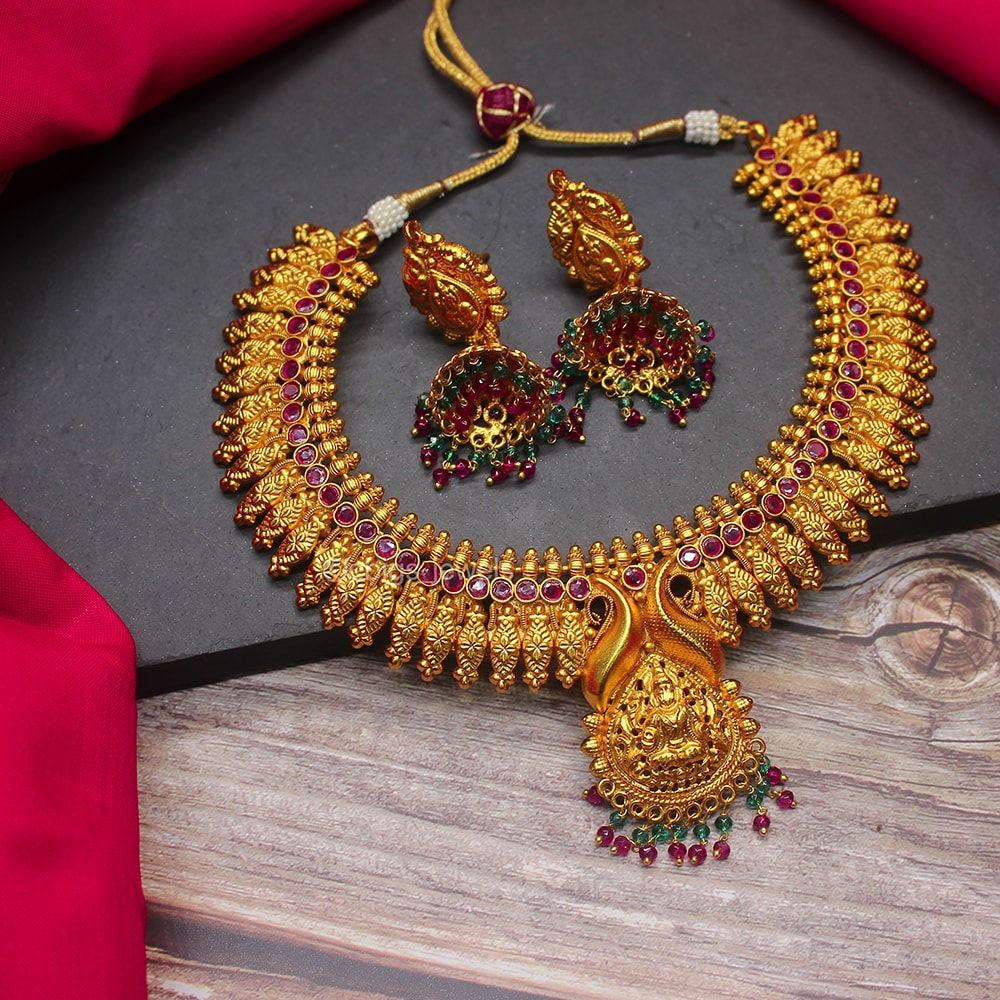 Temple Kerala Style Necklace