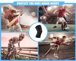 Fitness and outdoor activities Compression Knee Pad Sleeve