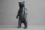 LOCKNESTERS 3D Puzzle - Bear (Black)