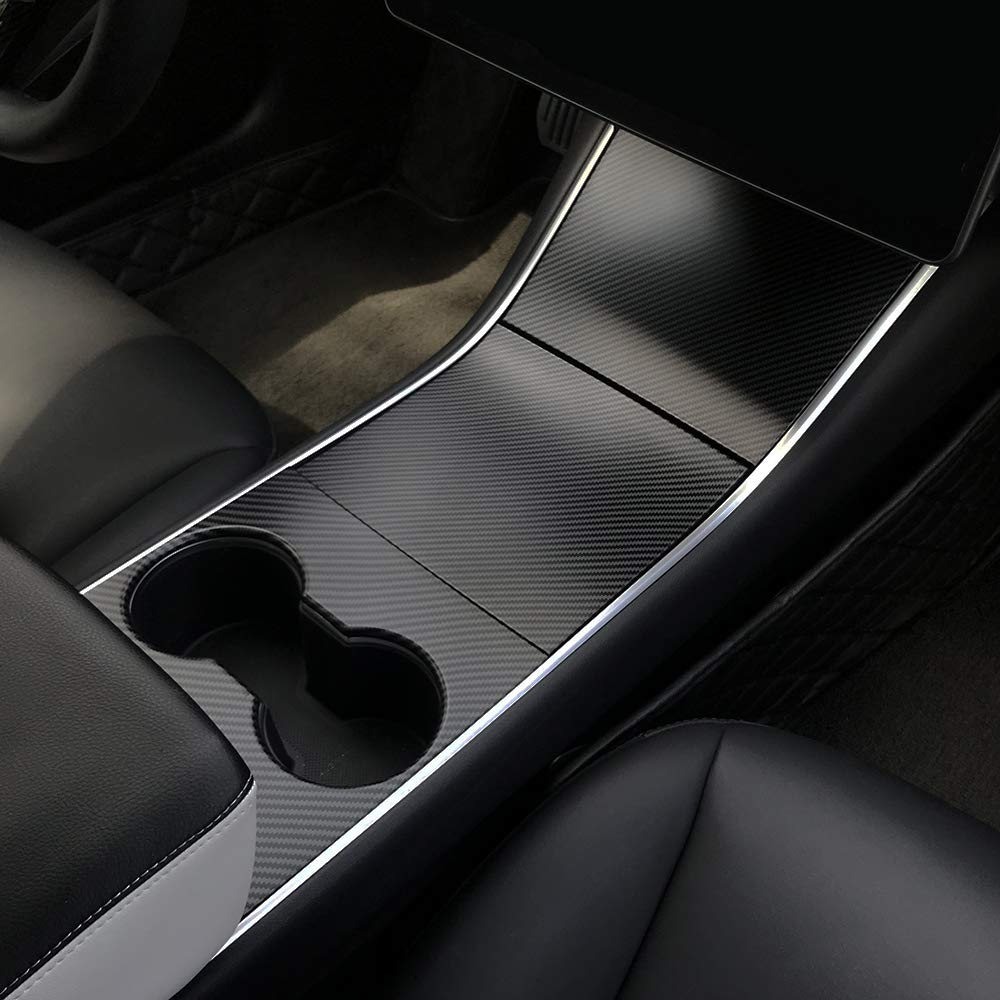 Center Console Cover - Model 3/Y