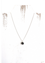 Load image into Gallery viewer, Angie Necklace - Silver Horn