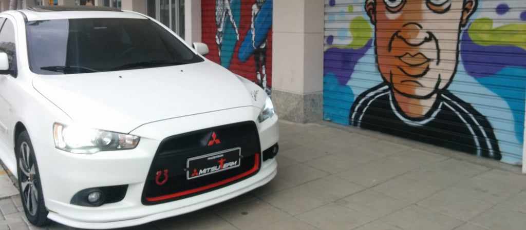ANDERSON'S MITSUBISHI LANCER GT