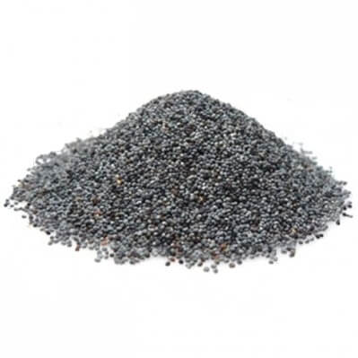 Organic Blue Poppy Seeds